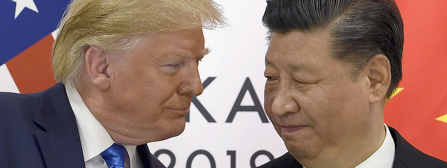 Trump offers meeting with China's Xi to resolve Hong Kong crisis