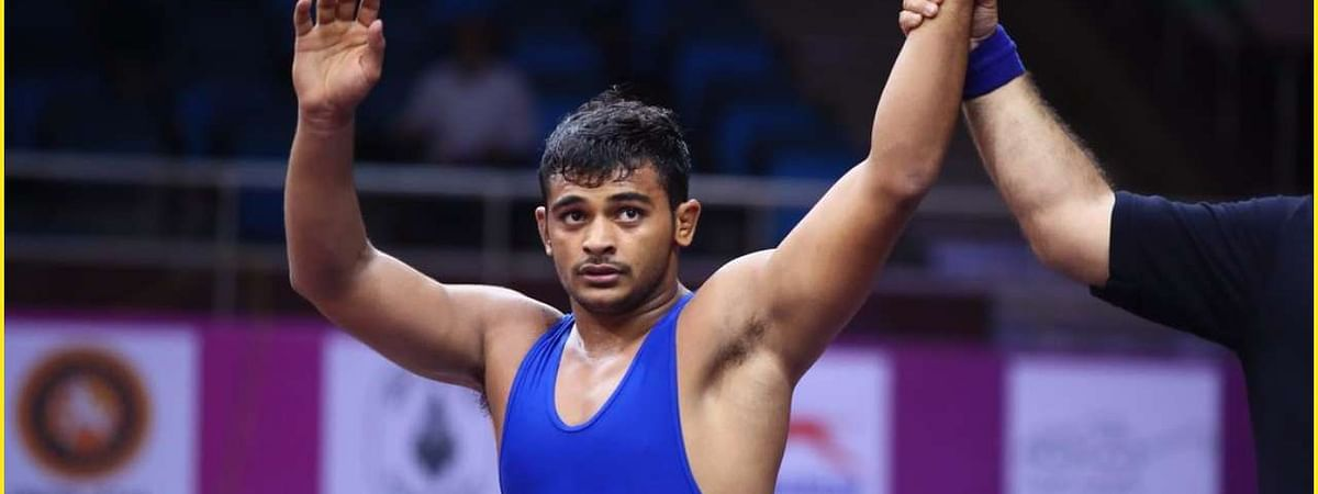 World Wrestling C'ship: Deepak Punia secures Olympics quota
