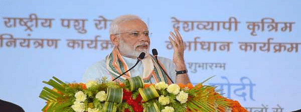 IIT students should find substitute for plastic: Modi