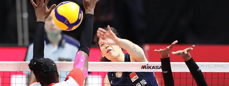 China romp past Kenya 3-0 at Women's Volley World Cup