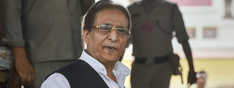 Arrest warrant issued against Azam Khan in three cases
