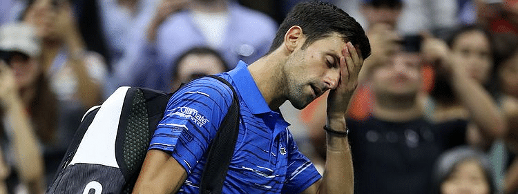 Defending champion Djokovic quits US Open due to injury