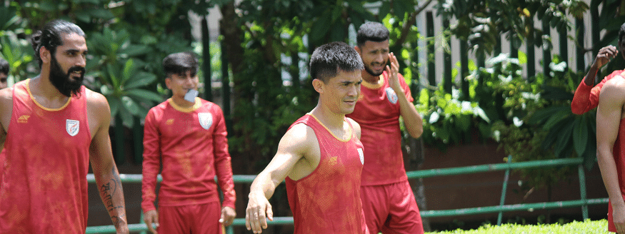 India to start FIFA, AFC qualifiers against Oman today