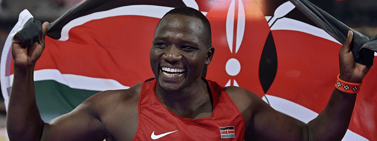 Olympian Yego hungry to reclaim javelin title in Doha
