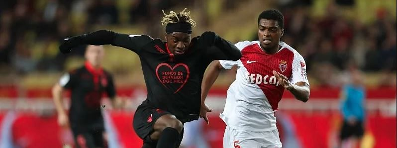 Monaco get past Nice, Marseille held to goalless draw in Ligue 1