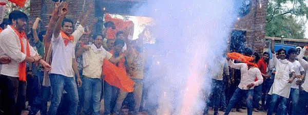 ABVP sweeps Delhi University Students' Union polls