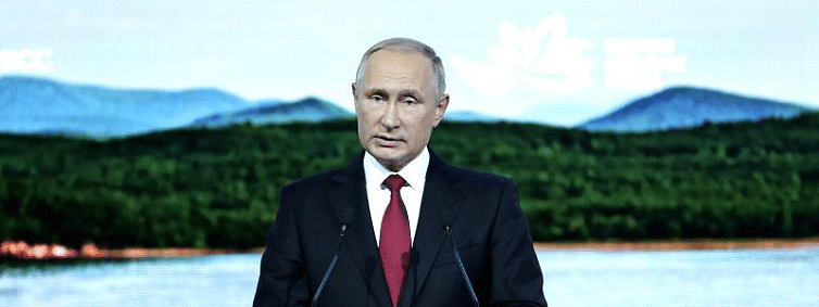 Turkey along with India, China could be part of Int'l group similar to G7: Putin