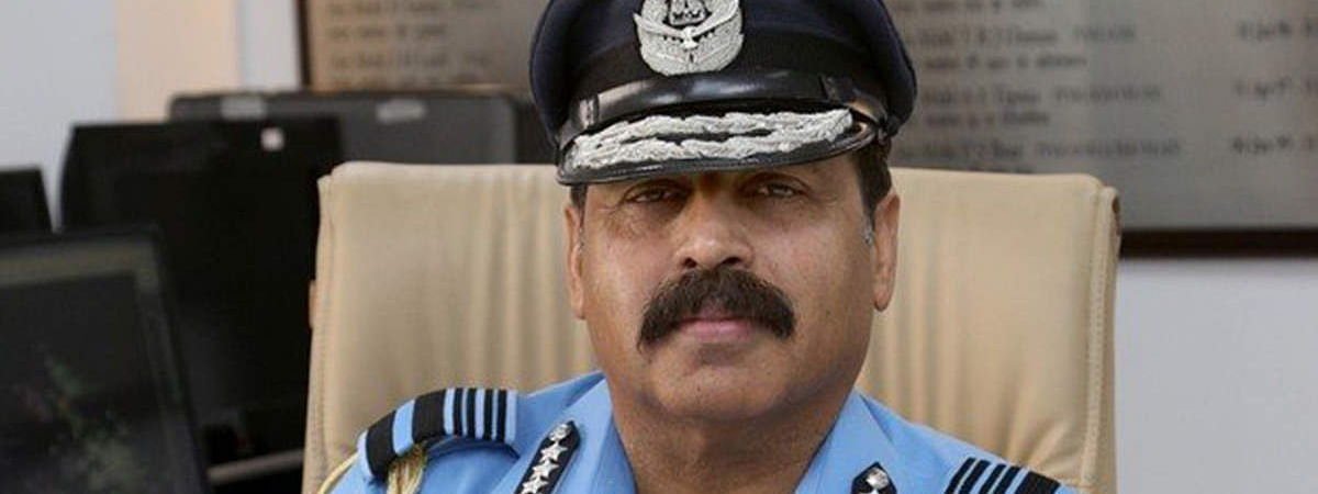 Govt appoints Air Marshal Bhadauria as next Air Force Chief