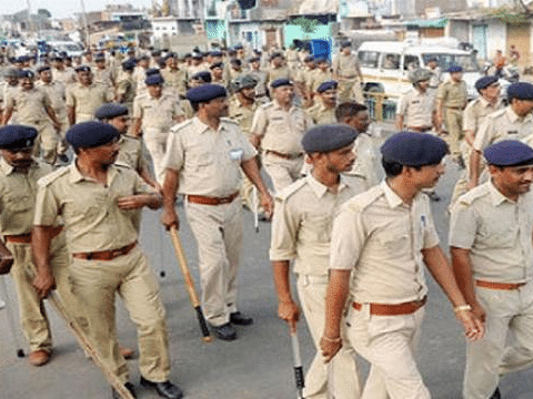 Recruitment exam of constables in Chhattisgarh Police cancelled
