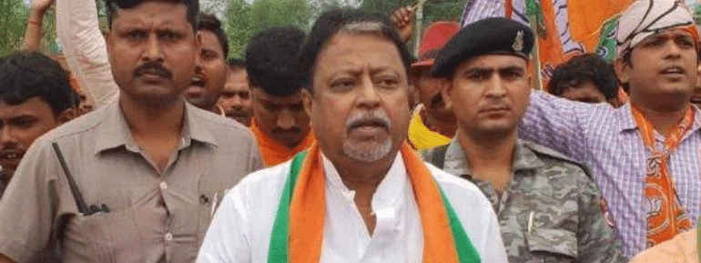 Police summons BJP leader Mukul Roy in cheating case