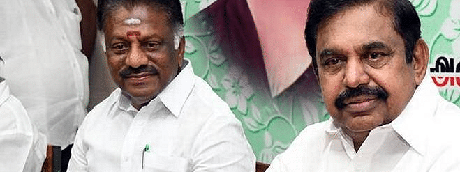 Assembly bypoll : AIADMK announces candidates for 2 seats