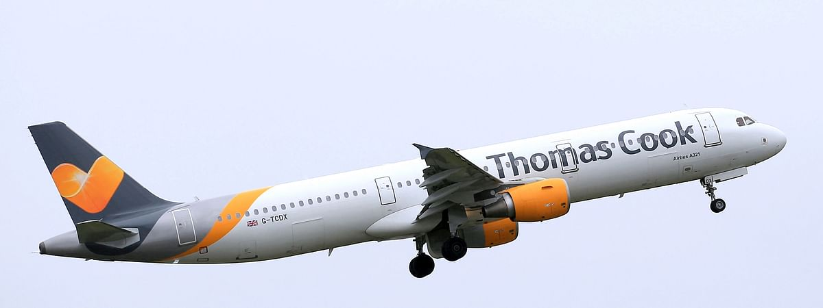 Thomas Cook group crumbles
