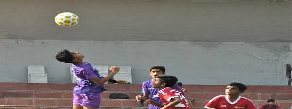 Fluent wins for Chandigarh Football Academy