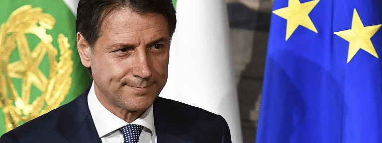 Italian PM promises to be 'more careful' with words