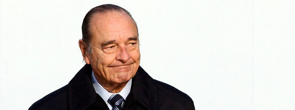 Praise for France's Jacques Chirac