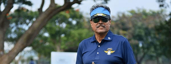 Kapil Dev wins in individual age category in Deutsche Bank Champions Golf Tournament