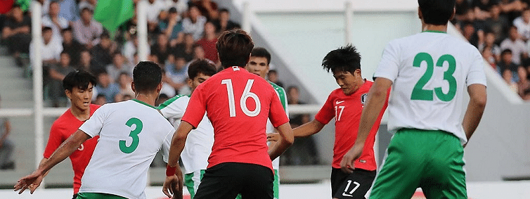 South Korea beat Turkmenistan 2-0 in opening World Cup qualifier
