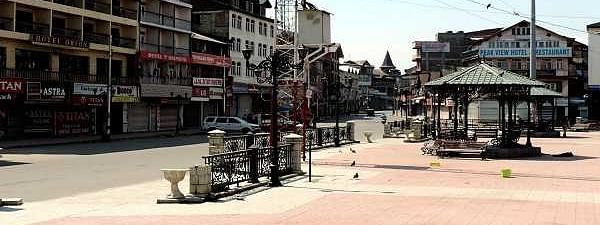Day-48: Situation remains unchanged in Kashmir