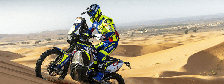 PanAfrica Rally: Sherco TVS Rally Factory team dominates
