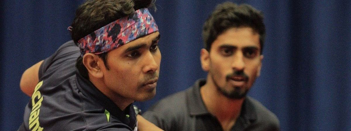 Sharath-Sathiyan pair enters Asian quarters