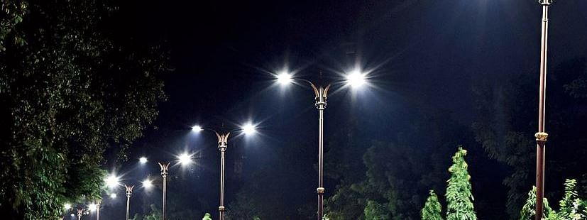 Green City Mission: Smart LED street lamps installed in municipalities