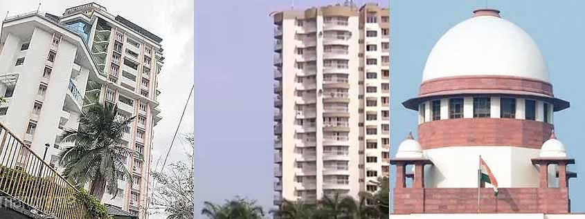 Maradu flat demolition: Chief Secy faces wrath of owners, says will go by verdict