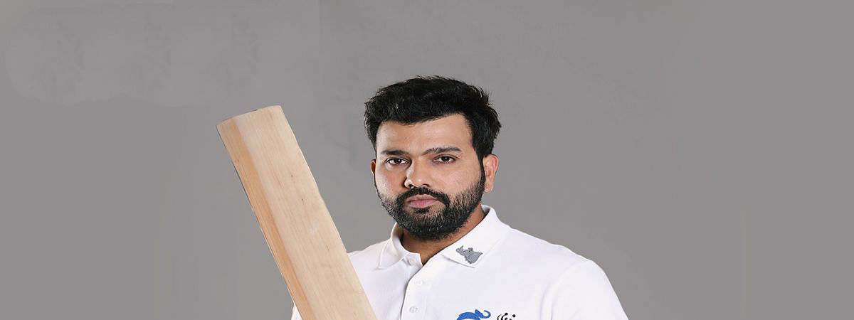 Rohit Sharma launches campaign for conservation of rhinos