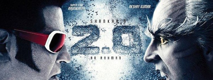 Rajinikanth's 2.0 to woo China ; release on Sept 6 in 48,000 screens