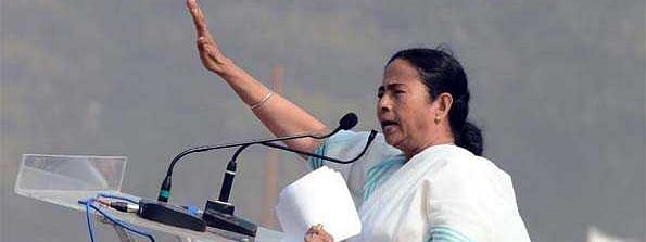 Mamata to lead protest rally against NRC today