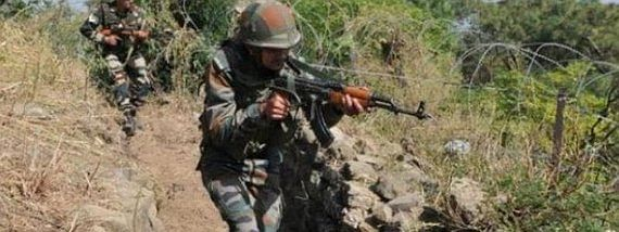 SFs & militants engaged in encounter in Jammu's Ramban
