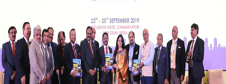 Book unveiled to explore India's 50 unique destinations