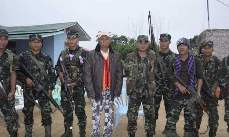 Konyak Union of Nagaland rescues man from NSCN-K
