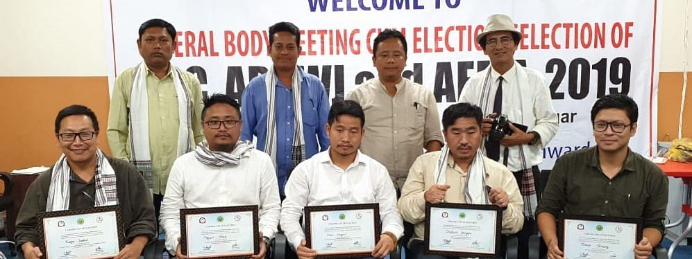 Executive members for three Press bodies in Arunachal elected