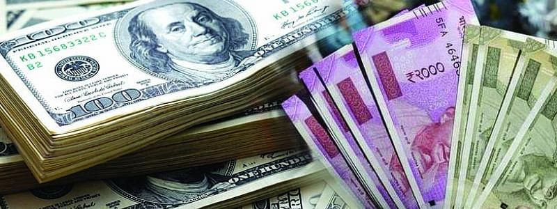 Rupee rises 17 paise to 71.67 against USD