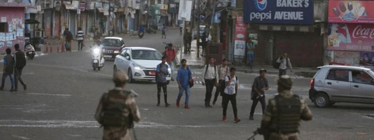 Curfew lifted, restrictions under 144 CrPC continue in Kashmir