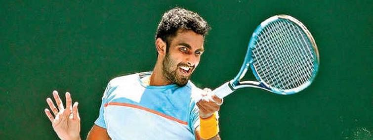 ATP Challenger: Prajnesh enters singles' semi-final in Shanghai