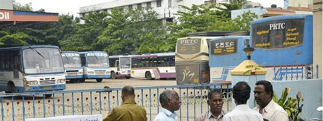 PRTC workers indefinite strike enters day 3 after talks fail