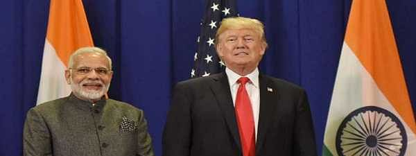 India skirts reply on Trump's offer on mediation on Kashmir