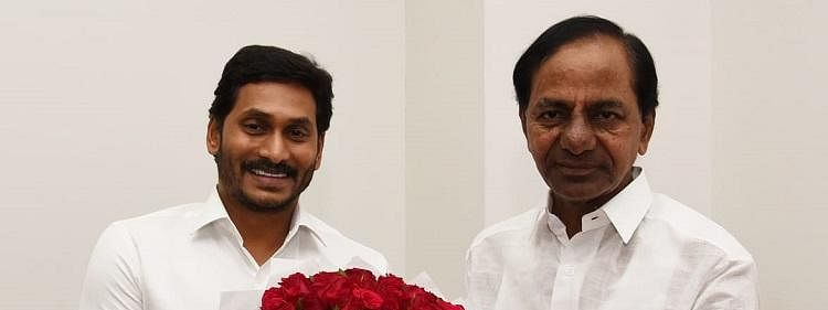 AP, Telangana CMs decides to inter link waters of Godavari-Krishna