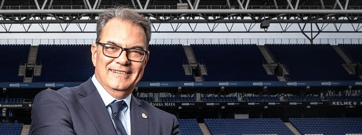 Espanyol happy, looking for closer ties with China