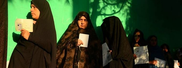 Afghans set to vote under Taliban threat