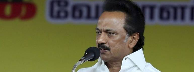 DMK to hold demos against Shah on Sept 20