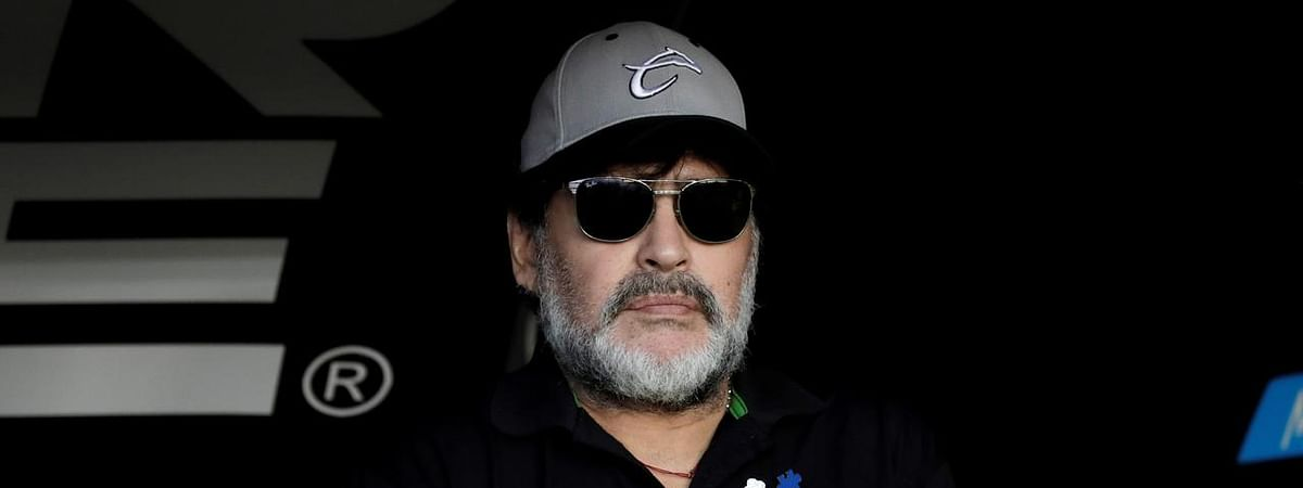 Maradona close to taking charge of Gimnasia, says president