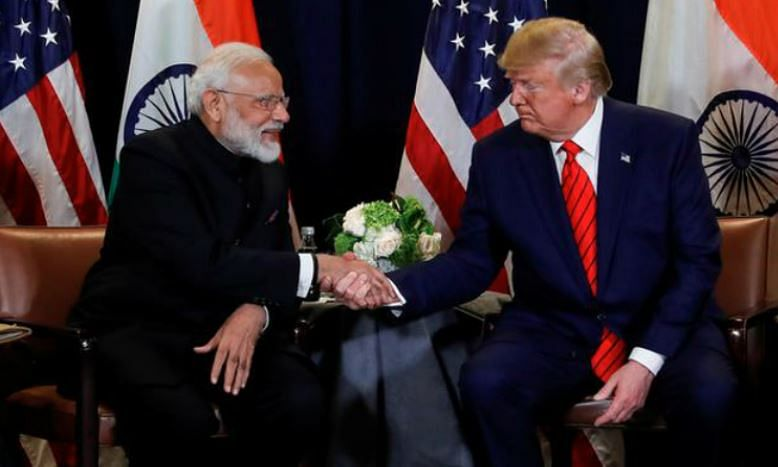 PM Modi can handle it, says Trump on terrorism from Pak