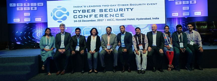 Global Cyber Security conference to be held in Hyderabad