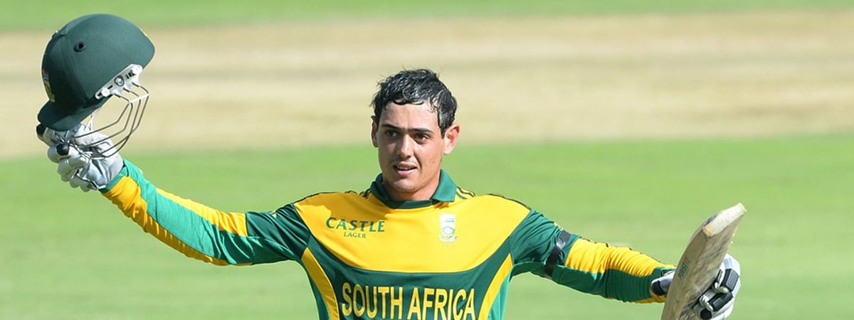 'He has got incredible cricket brain', Miller backs new captain de Kock