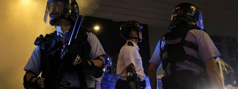 Hong Kong: Amnesty calls for an investigation into Police brutality