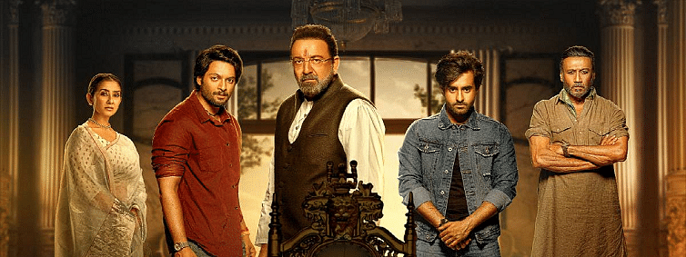 Sanjay Dutt's Prassthanam releases today