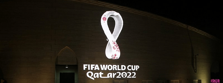 FIFA World Cup 2022 emblem launched, live-streamed in Mumbai
