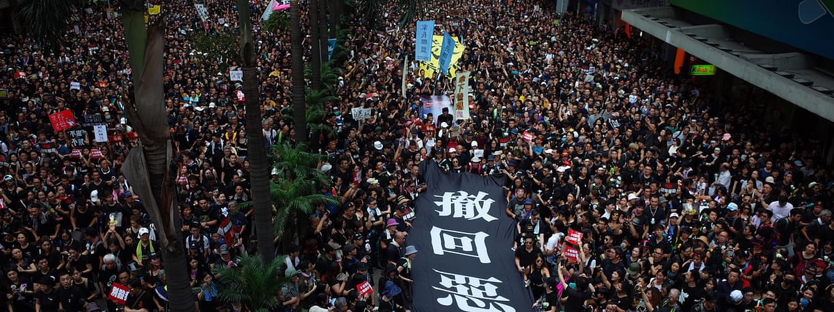 Hong Kong to get permanent relief from extradition bill